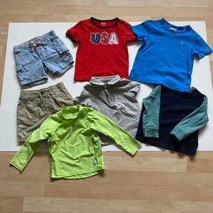 Polo Gymboree Baby Gap Oshkosh I Play Boys 2T